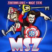 MSZ Podcast Album Art by wheretheresawil