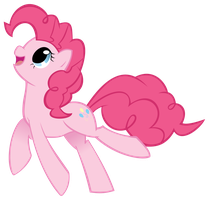 Pinkie Pie by MawsCM
