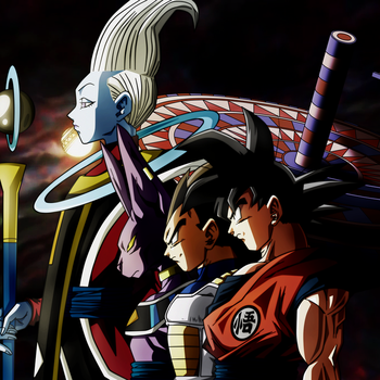The Hope of the Universe 7 by Koku78