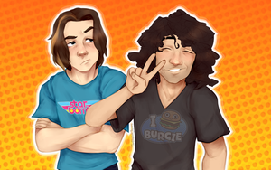 Grumps by QuantumGay