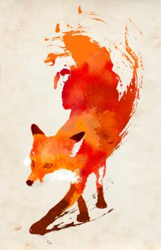 Fox by SkydipProductions