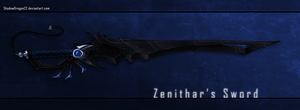 Zenithar's Sword by ShadowDragon22