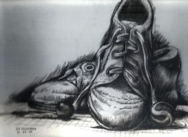 Charcoal by thecarefree