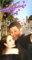 Dean/Charlie: Happy Valentine's Day! by Irenmd