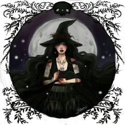 witch by lorefachin