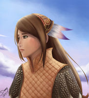 clavat - crystal chronicles by dany36