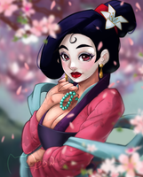 Match Maker's Mulan by MeowYin