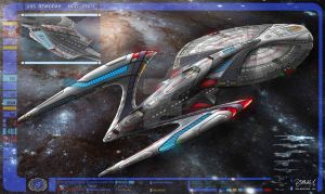 The USS REMORAH by DonMeiklejohn