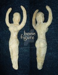bone figure by archaetypes