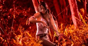Clare - Tomb Raider by KrisEz
