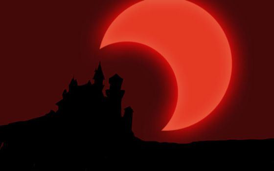 Crescent Red by Nobiy