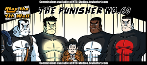 AT4W: The Punisher #60 by DrCrafty