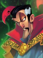 Doc Strange by Zatransis