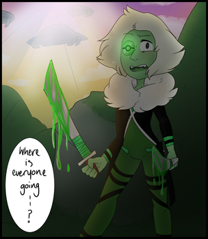 [OC] Where is everyone going? - Nephrite by StirCrazyArtist4298