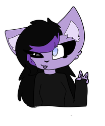 yayyy lilac is like 2 years old now- :P by swirliee