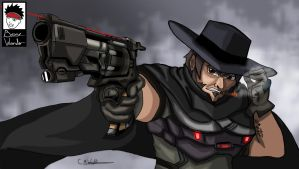 McCree Blackwatch by Boy-Wonder-Arts