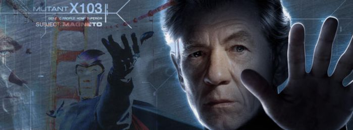 Magneto Facebook Cover (851x315) by OckGal