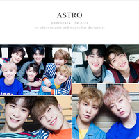 ASTRO (170609 Naver x Dispatch) Photopack by mayradias