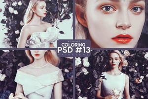 PSD_13 [Coloring] by Kristtenz