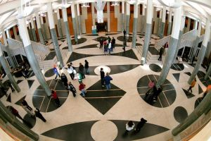 Parliament House foyer 3 by imroy
