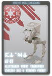 AT-ST by jjrrmmrr