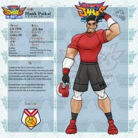 Rival Schools: Hank by Spodness