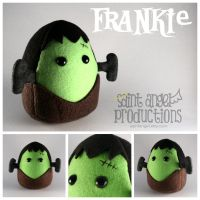 Frankie Plushie by Saint-Angel