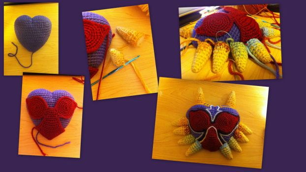 Majora's Mask WIP by aphid777