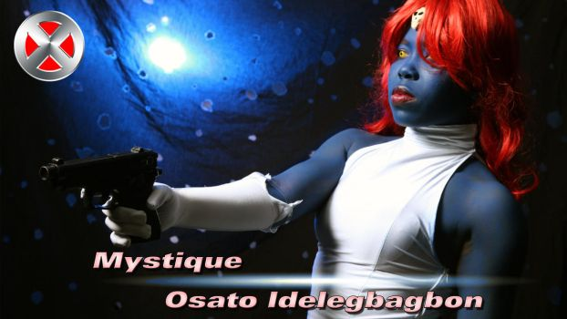 Mystique Wide Screen by DataSavage
