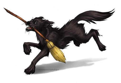 Sirius Black: Delivery Boy by Kabudragon
