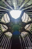 The Cooling Tower - 2 by Makavelie