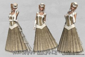 UNRESTRICTED - Victorian Elegance Tubes by frozenstocks