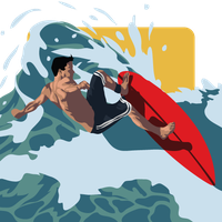 Memorymatch Extreme - Surf by SaTTaR