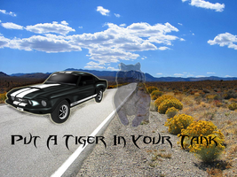 Put A Tiger In Your Tank by RayenDesari