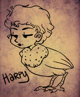 harpy day 1 by mosuga
