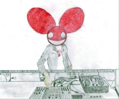 Deadmau5 by tro0oy