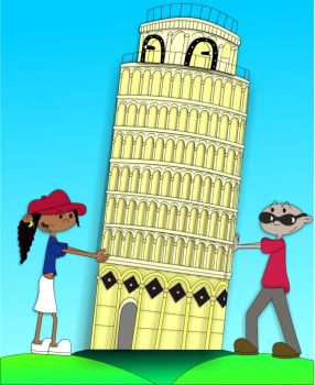 PISSA TOWER by abby-sanban