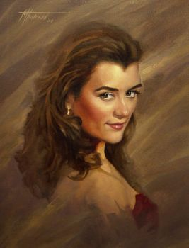 Cote de Pablo by thomsontm