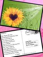 Postcards 5 - You Are Special by Caoimhe-Aisling