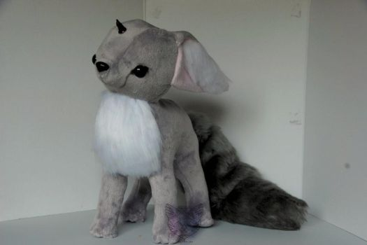 Carbuncle Plush by AudiCanz