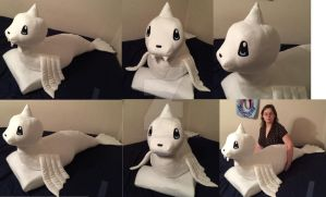 Dewgong Oversized Pokemon Plush!