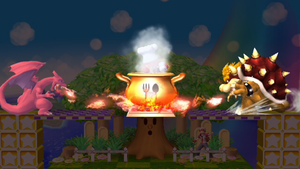 Kirby Needs More Fire Power by SmashBros2008