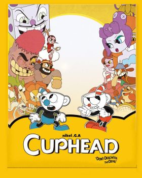CUPHEAD by nikelvin
