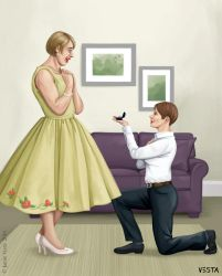 The Proposal by Eves-Rib