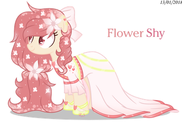 Commission for FlowerDreamShy by lightningstar2003