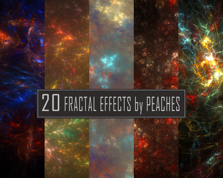 Fractal Effects 3 by JU5TPeachy