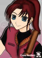 :::Claire Redfield::: by Claire-Wesker1
