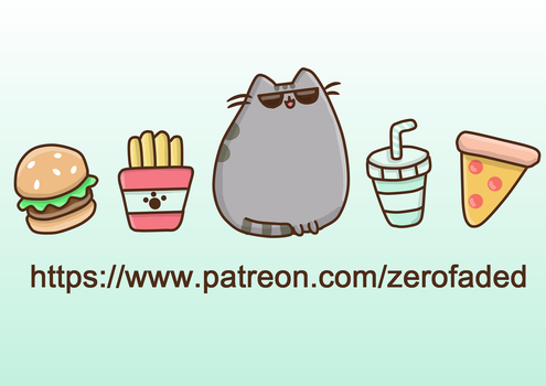 Patreon! by ZeroFaded