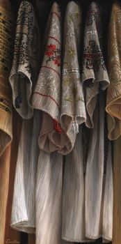 Costumes of Romania No 01 by chriskleinart