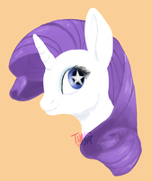 rarity is pretty cool i guess by Allison514c